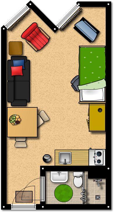 Student - Van de kamer kind ...