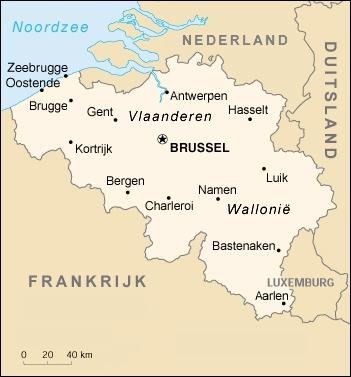 Belgische steden